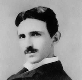 Nikola TESLA, electrical engineer and inventor